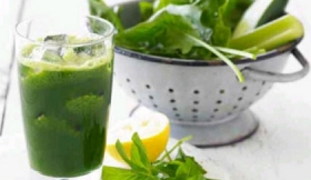 the best green juie